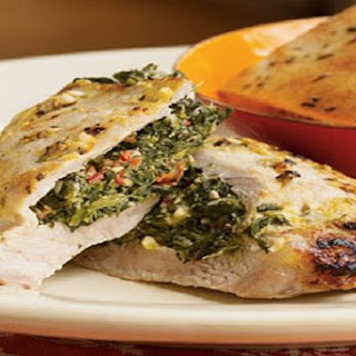 Pork Stuffed With Spinach And Feta Recipes