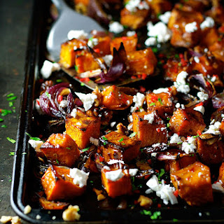 Roasted Pumpkin With Maple Syrup Recipes