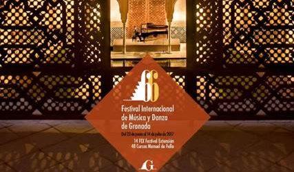 INTERNATIONAL FESTIVAL OF MUSIC AND DANCE OF GRANADA