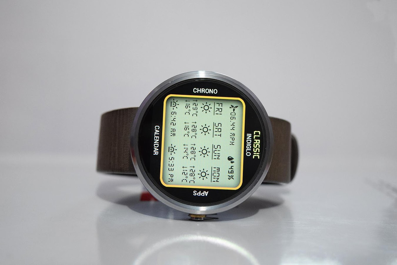 Retro Interactive Watch Face Screenshot 14