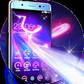 Neon colors theme: lighting wallpaper HD APK for Blackberry