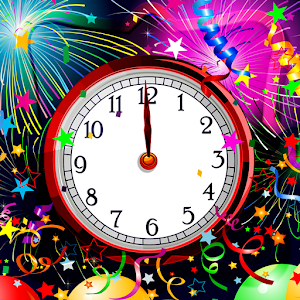 Download Happy New Year Clock Tools For PC Windows and Mac