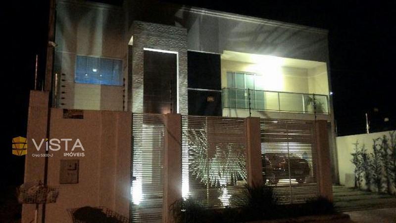 Sobrado residencial à venda, Loteamento Lindóia, Foz do Iguaçu.