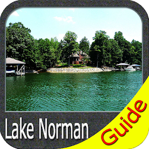 Lake Norman GPS Offline Fishing Charts Navigator For PC / Windows 7/8/10 / Mac – Free Download