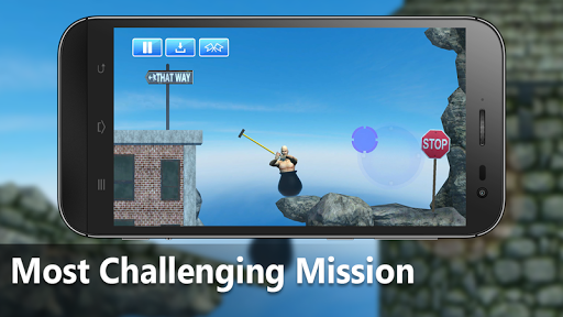 Getting Over It - Get Over The Cliff For PC