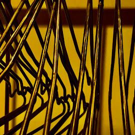 Metal by Eirin Hansen - Abstract Patterns