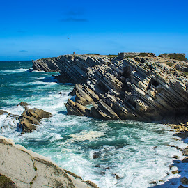 The Rocks by Adriano Freire - Landscapes Waterscapes ( rochedo, baleal, peniche, mar, portugal )