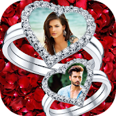 Download Lovely Ring Photo Frames APK for Laptop