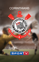 Screenshot of Corinthians SporTV