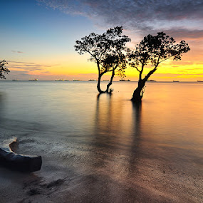 nirwana beach by Fredy Hariyetno Full - Landscapes Sunsets & Sunrises