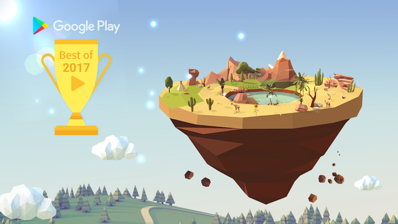 My Oasis - Calming and Relaxing Incremental Game Screenshot 13