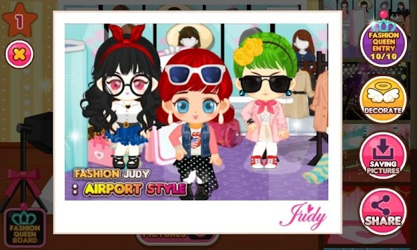 Fashion Judy Airport Style Apk Free Casual Apps For Android