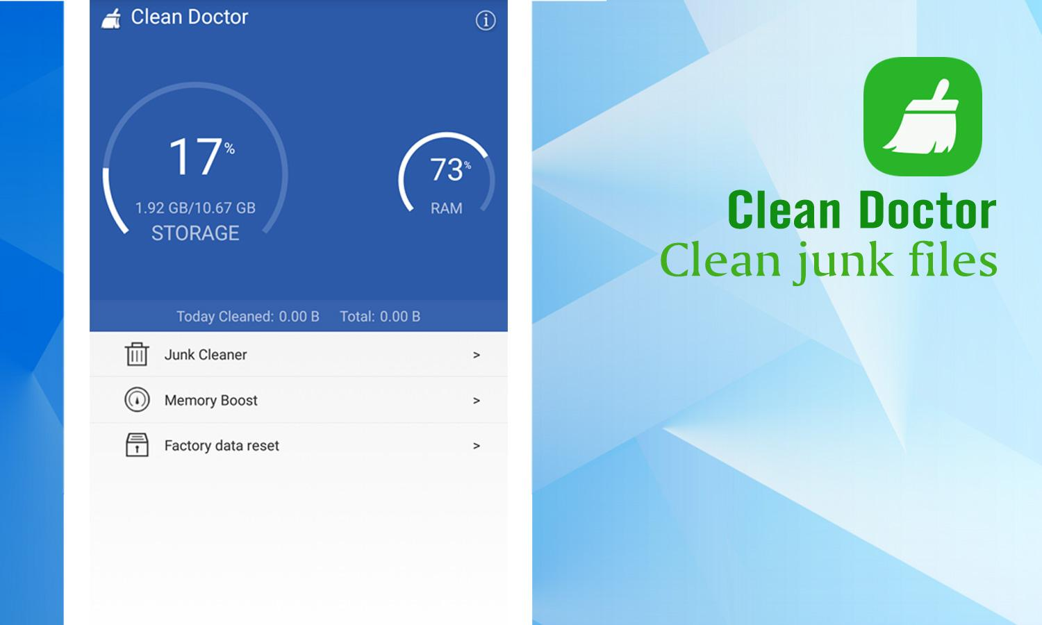 Clean Doctor:Easy&Safe Screenshot 0