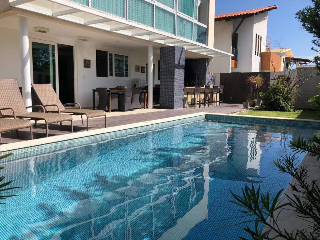 Casa com 4 dormitórios à venda, 400 m² por R$ 2.000.000,00 - Altiplano Cabo Branco - João Pessoa/PB