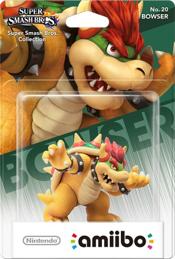 Bowser packaged (thumbnail) - Super Smash Bros. series
