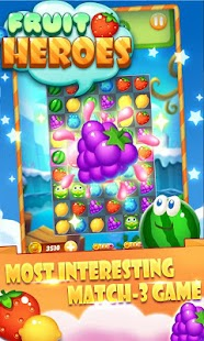 Fruit Heroes - screenshot