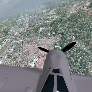 Cover art VR flight