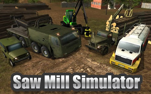 Game Sawmill Driver Simulator 3D APK for Windows Phone