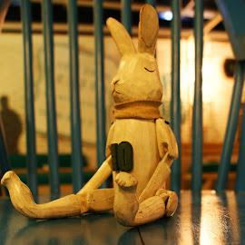 Boneka Kayu by Mulawardi Sutanto - Artistic Objects Toys ( boneka, kayu, toys, doll, bagus, travel, bandung )