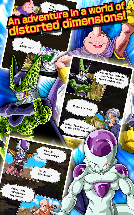 DRAGON BALL Z DOKKAN BATTLE Screenshot 3