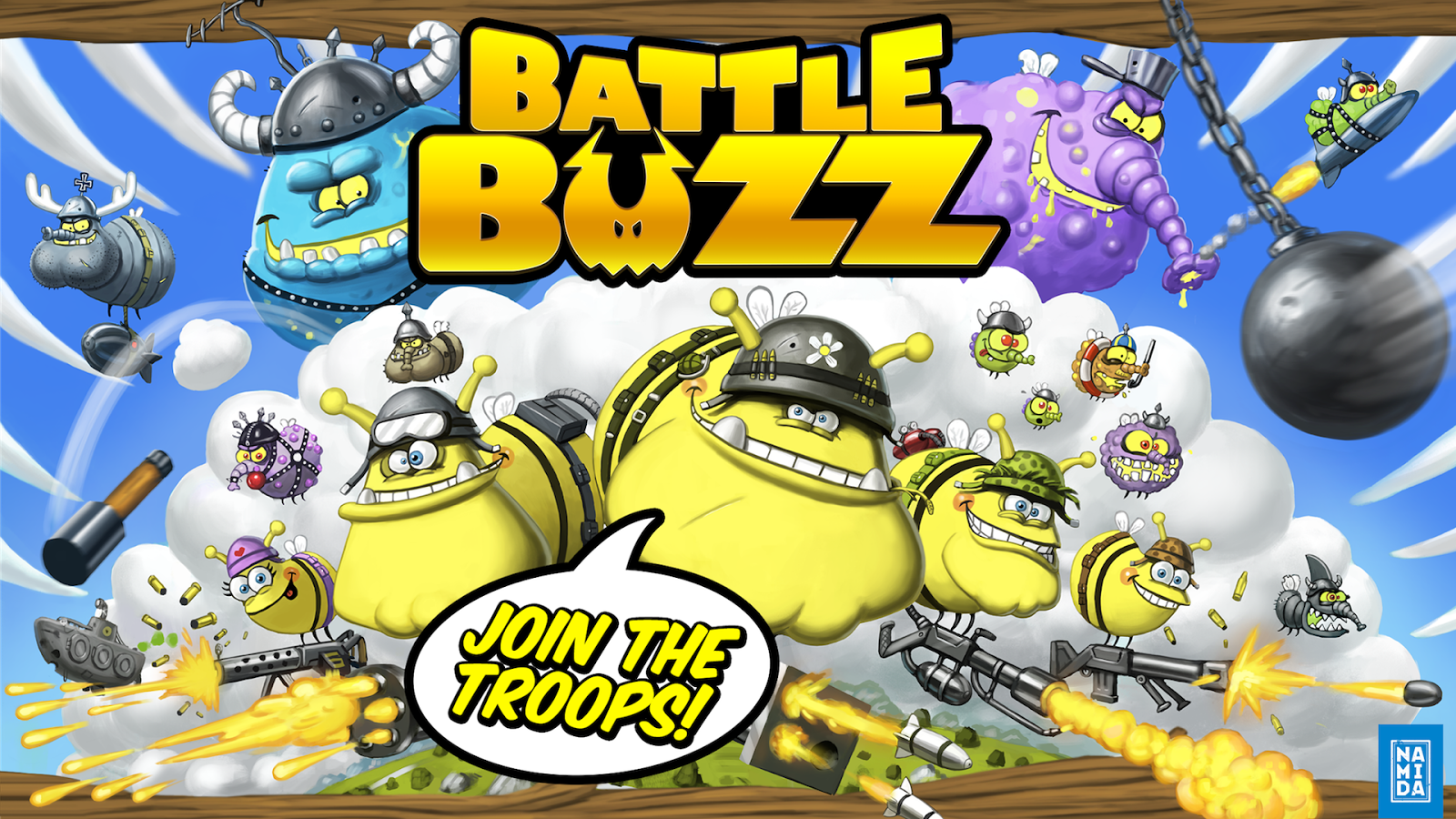 Battle Buzz Screenshot 10