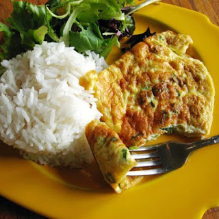 Simple Thai-Style Omelet
