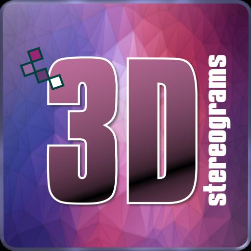 3D stereograms (app)