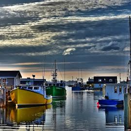 by John Geddes - Transportation Boats (  )