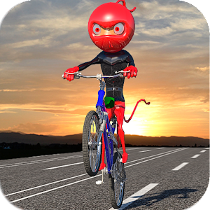 Download Real Stickman BMX Rider 2018 For PC Windows and Mac