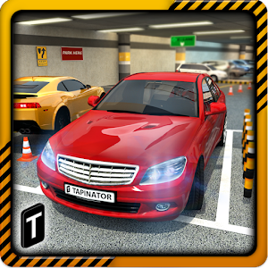 Cover art Multi-storey Parking Mania 3D