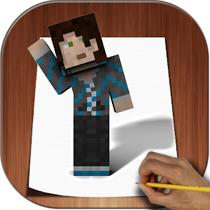 App How To Draw Minecraft 3d Apk For Kindle Fire