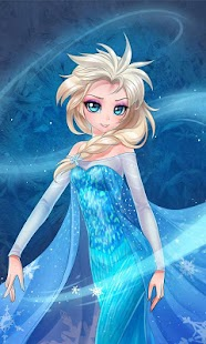 Princess Anna and Elsa Games - screenshot