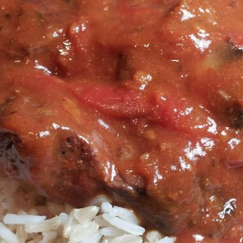 My Mom's Swiss Steak