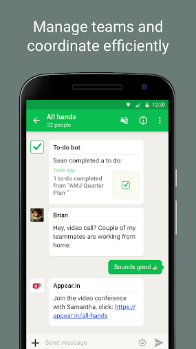 Flock - Free chat for teams APK