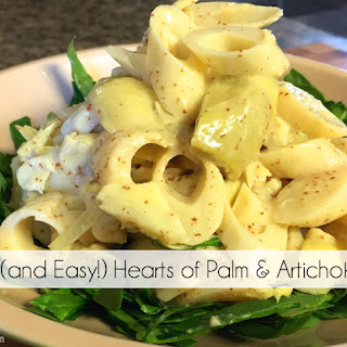Artichoke Hearts Palm Salad Recipes
