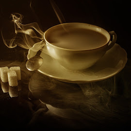 Cafee? by Sima Iulian - Food & Drink Alcohol & Drinks ( studio, product, food&drink, cafe )
