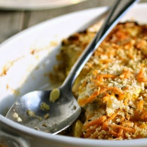 Yellow Summer Squash Casserole