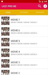 App NONTON MOVIE LK21 PRO HD apk for kindle fire