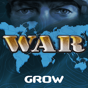 WAR, the famous Grow strategy game, now in digital territory! APK Icon