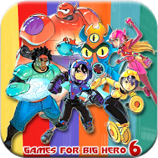 Game for Big Hero Six Free