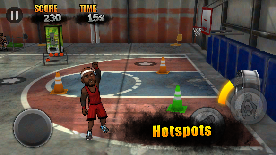 Jam League Basketball Screenshot 4