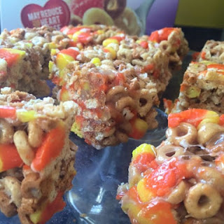 Cheerio Bars Without Peanut Butter Recipes