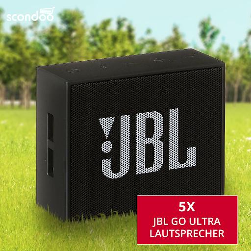 JBL Go Ultra Lautsprecher