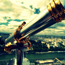View from the Eiffel Tower by LeeAnn Perini - Novices Only Objects & Still Life