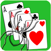 Game Spider Solitaire Free Game APK for Kindle
