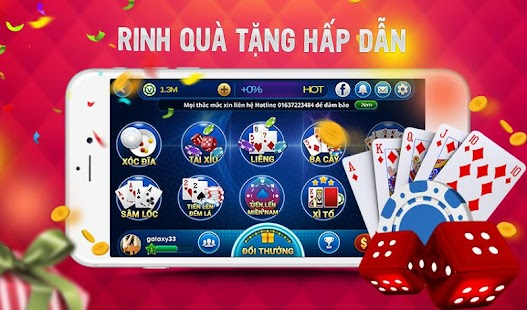 WIN 52 Choi game danh bai TLMN - screenshot