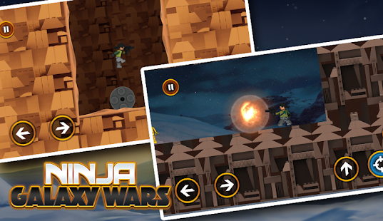 Star Ninja Go War - Galaxy Quest for pc