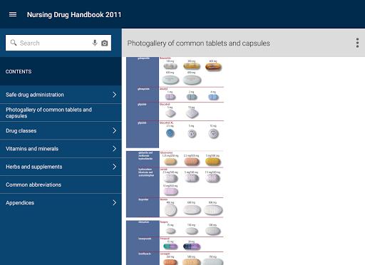 Nurse's Drug Handbook - screenshot