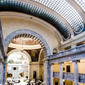 SLC CB7 by Miguel Salgado - Buildings & Architecture Public & Historical