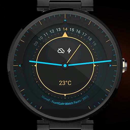 Analog Watch Face - Meneil